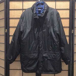 Lands End Men's Coat Pre-Owned Size L